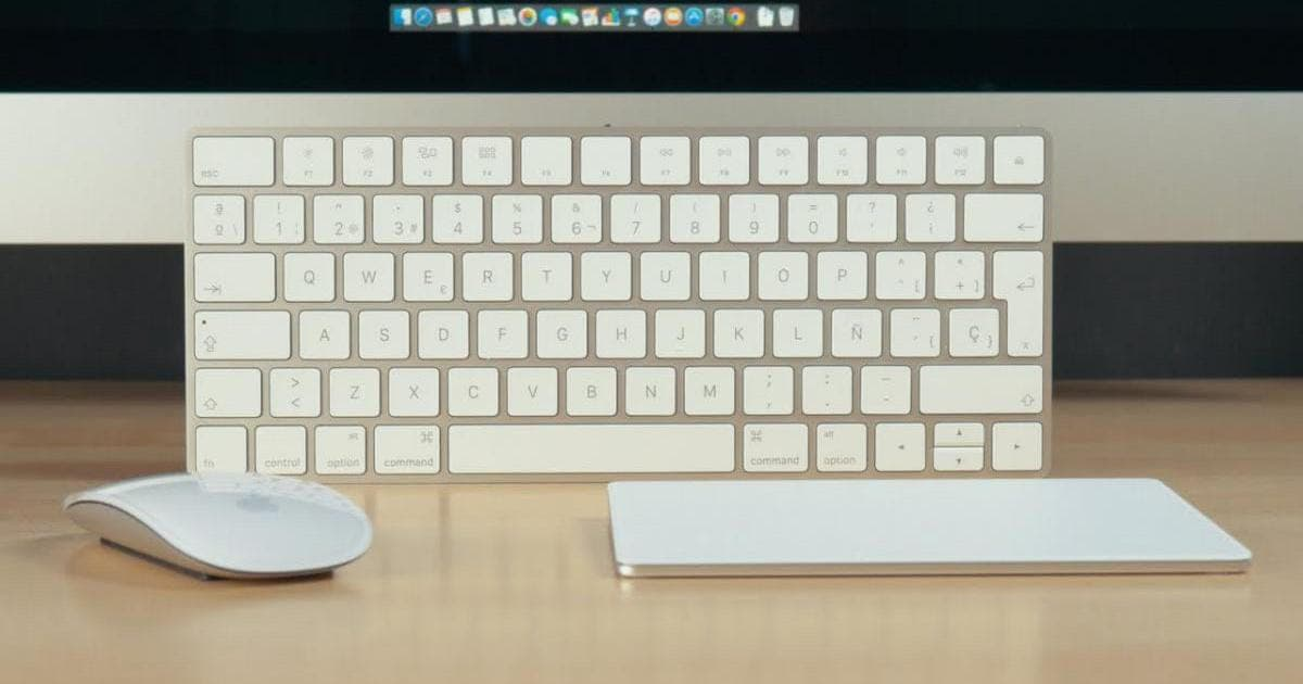 Using the Apple Magic Keyboard / Trackpad as wired devices